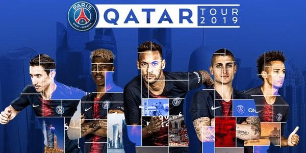 PSG Qatar Tour 2019