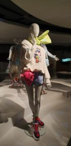 Institut du Monde Arabe, exposition FFF : 100 ans de passion et d'innovations - Manish Arora