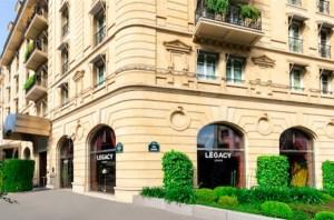 Legacy Store @ Hotel Barrière le Fouquet's Paris