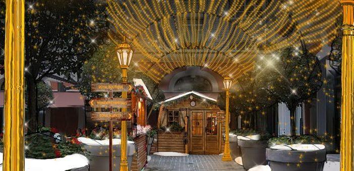 Royal Monceau Paris - chalet d'hiver