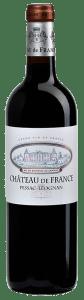 Chateau de France Pessac Leognan rouge 2014