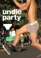 DESIGUAL UNDIE PARTY ON FASHIONDAILYMAG.COM BRIGITTE SEGURA
