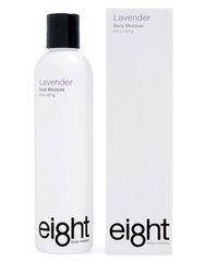 eight body moisture in LAVENDER SKIN luxuries FashionDailyMag.com brigitte segura