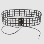 YVES-SAINT-LAURENT-RIVE-GAUCHE-leather-squares-belt-at-yoox-on-FDM