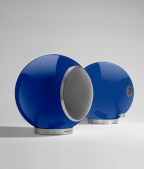 elipson planet l blue at colette speakers on FashionDailyMag