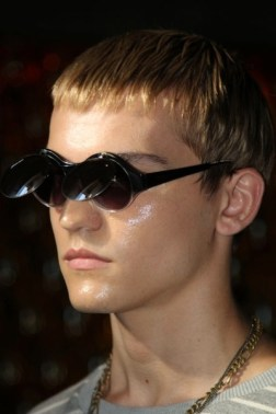 ANDREW BUCKLER ss12 sunglasses FashionDailyMag