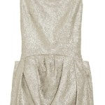 THEYSKENS-THEORY-brocade-mini-dress-shine-on-FashionDailyMag