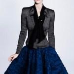 Zac posen pre-fall 2012 FashionDailyMag sel brigitte segura