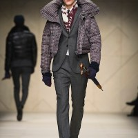 BURBERRY PRORSUM mens fall 2012