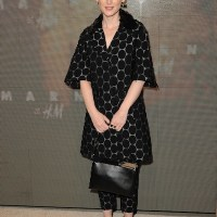 celebs at MARNI for H&M launch in Los Angeles