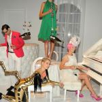 INTERACTIVE PHOTO SHOOT with MILES ALDRIDGE AT CEDAR LAKE on FashionDailyMag