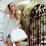 LEOLUCA handbag in white fdmLOVES white guide