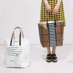 scribble bag MARNI PRE-ORDER FOULARD WE 12. BRIAN REA