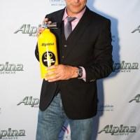 Alpina Geneve: Billy Baldwin ambassador of Extreme Diver Watches