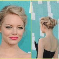 EMMA STONE at 2012 MTV movie awards