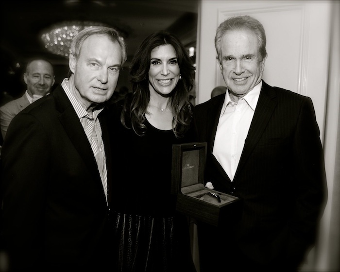 Ken Scherer, Jo Champa, Warren Beatty