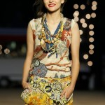 Desigual rtw spring_summer 2013 Barcelona fashiondailymag selects Look 5