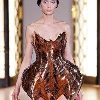 IRIS van HERPEN avant gardiste HAUTE COUTURE for fall 2012