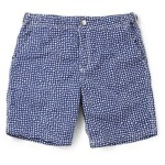 PAUL SMITH mens long swim shorts