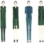 Academy of Art University Spring 2013 Mercedes-Benz Fashion Week NY Jisun Lee fashiondailymag selects