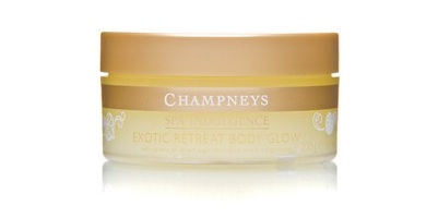 Champneys Exotic Retreat Body Glow Fashiondailymag selects