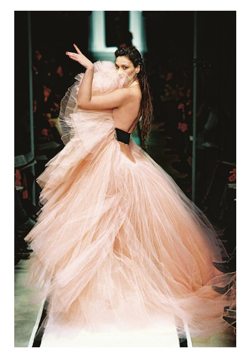 Jpg ze parisienne french cancan gown haute couture spring for French haute couture