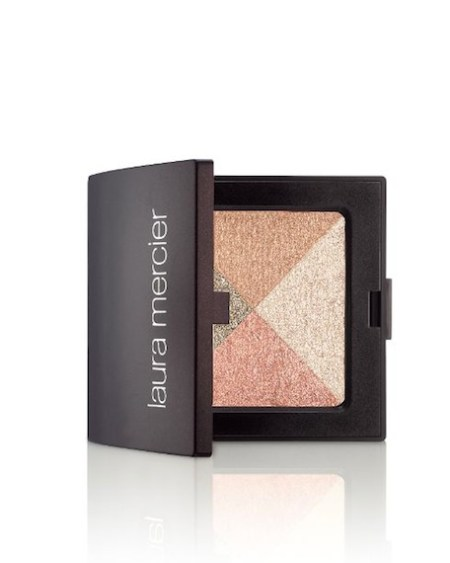 LAURA MERCIER shimmer block eyeshadows cinema noir collection | FashionDailyMag