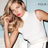 Pour La Victoire Unveils First-Look of Spring 2013 Campaign with Terry Richardson featuring Jessica Hart