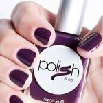 POLISH & CO nail polish 5 on FashionDailyMag