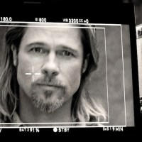 Brad Pitt Debuts as New Face of CHANEL N°5