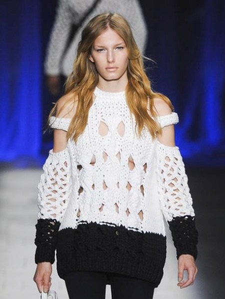 JUST CAVALLI spring 2013 MFW fashiondailymag sel 10
