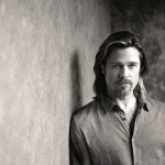 brad pitt for CHANEL N5 FashionDailyMag 9