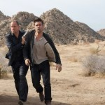 colin farrel and woody harrelson in seven pshychopaths on FashionDailyMag