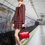 Alice + Olivia Prefall 2013 fashiondailymag selects Look 15