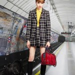 Alice + Olivia Prefall 2013 fashiondailymag selects Look 5