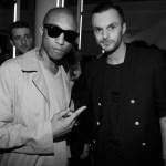 Pharrell Williams & Kris Van Assche