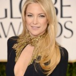 kate hudson at golden globes