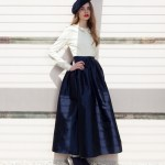 Noon by Noor Prefall 2013 fashiondailymag look 3