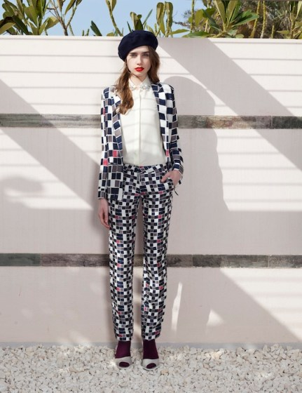 Noon by Noor Prefall 2013 fashiondailymag look 4