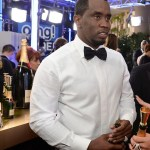 Sean P. Diddy Combs -Toast4aCause with Moet & Chandon - Golden Globes