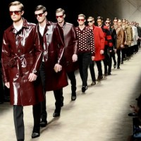 HEART the patterns | BURBERRY PRORSUM aw13