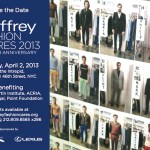 Jeffrey Fashion Cares 2013 10th Anniversary Save the Date fashiondailymag
