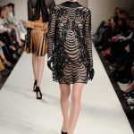 Temperley aw 13 FahiondailyMag sel blk dress