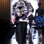 cara delevingne fendi fall 2013 FashionDailyMag sel 1