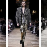 BALMAIN AW13 PFW