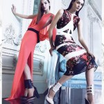 BCBG Spring 2013 Ad Campaign + video