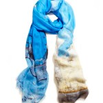 Sheila Johnson Spring 2013 Door in Rubble scarf fashiondailymag 7