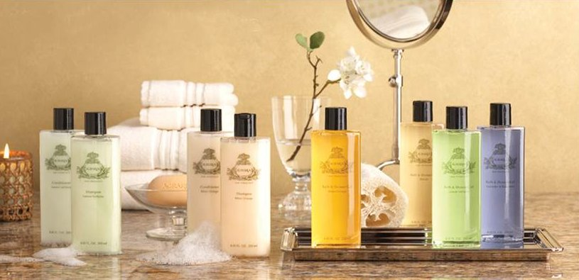 AGRARIA spring fresh fragrance soaps and lotion