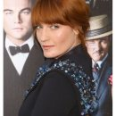 Florence Welch Glowing at Great Gatsby premiere