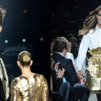 GOLD COLLECTION FASHION SHOW curated by Carine Roitfeld